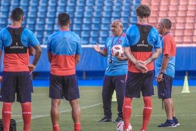 Cerro: Un juvenil convocado y sin una pieza clave para el debut