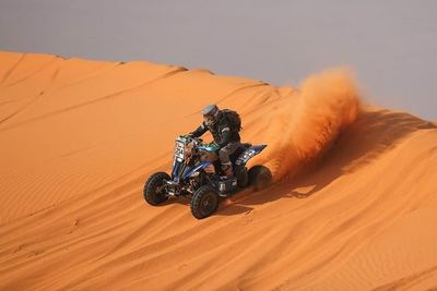 Sanabria y Zapag ganaron al Dakar