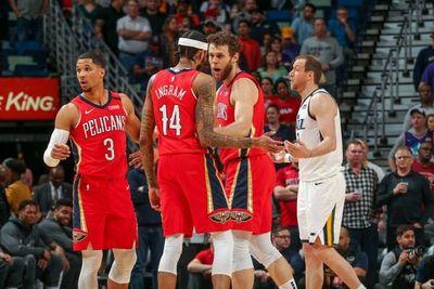 Pelicans cortan a Jazz racha triunfal