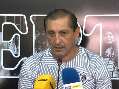 """Ramón Díaz: """"Estamos con muchas expectativas"""""""