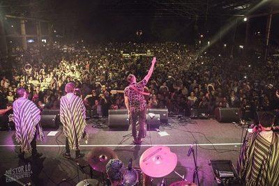 Néstor Ló y Los Caminantes ofrecerán show en Corrientes