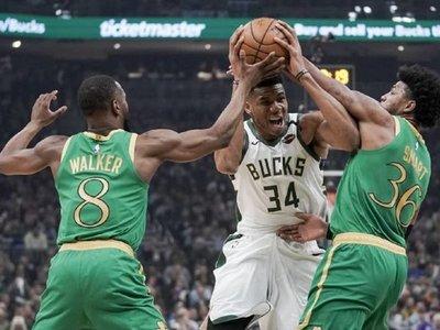 La resistencia de los Celtics no pudo contra la embestida de los Bucks