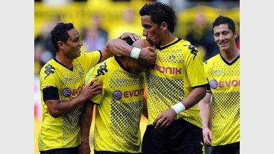 Lucas Barrios y una imperdible anécdota con Lewandowski en el Dortmund