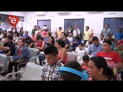 FALLA EN CONEXIÓN DE INTERNET CAUSÓ LARGA ESPERA EN IDENTIFICACIONES
