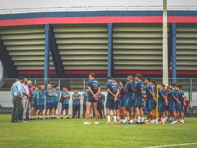 Cerro Porteño se alista para el inicio del Apertura