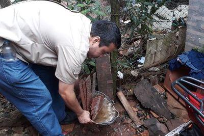 Barrio Mitaí: Se movilizarán para eliminar criaderos de mosquitos