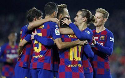 Barcelona Fútbol Club, el líder en ingresos