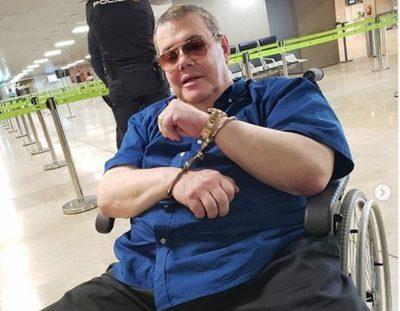 Arrestan a Rodolfo Friedmann en España