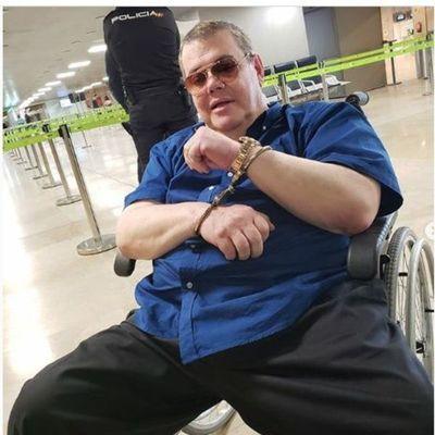 Rodolfo Friedmann fue detenido en España una discusión con la Policía