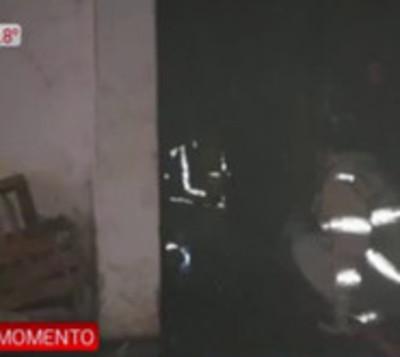 Siniestro en copetín de Fernando de la Mora