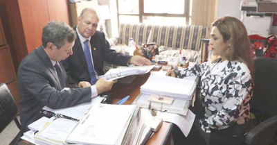 Fiscal ya decidió sobre destino final de Ferreiro