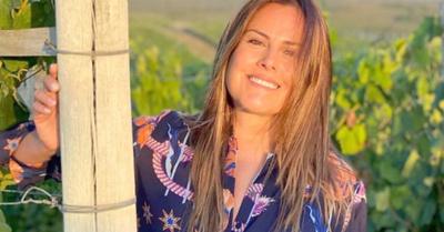 Vivian Benítez con nuevo novio en Punta