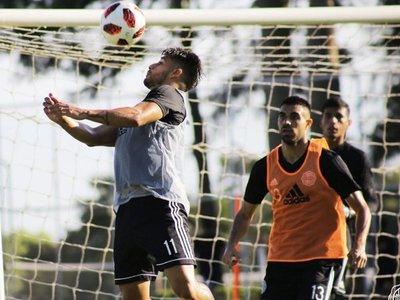 Samudio queda fuera y Tito Torres será titular