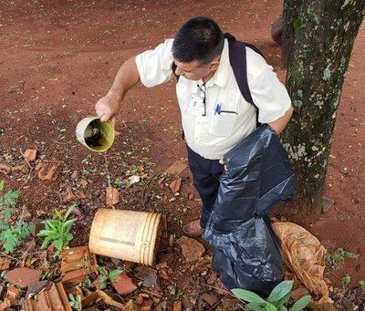 Realizan minga ambiental en varios puntos del Alto Paraná