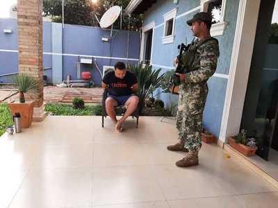 Presunto narcotraficante fue capturado en Ciudad del Este