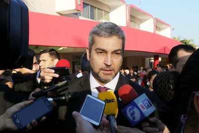 Cuestionan falta de posición política de Mario Abdo sobre proyecto de trazabilidad