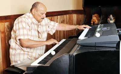 """Falleció Oscar Faella Peña conocido como """"el fantasista del piano"""""""