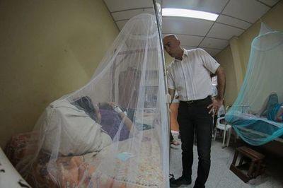 Ante gran cantidad de casos de dengue, Hospital de Villa Elisa extiende sus horarios