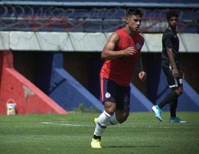 San Lorenzo goleó a Bragantino y todos los goles fueron paraguayos