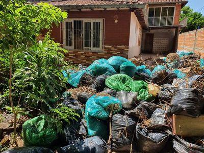 Fiscalía allana 3 viviendas con criaderos de dengue en Ñemby