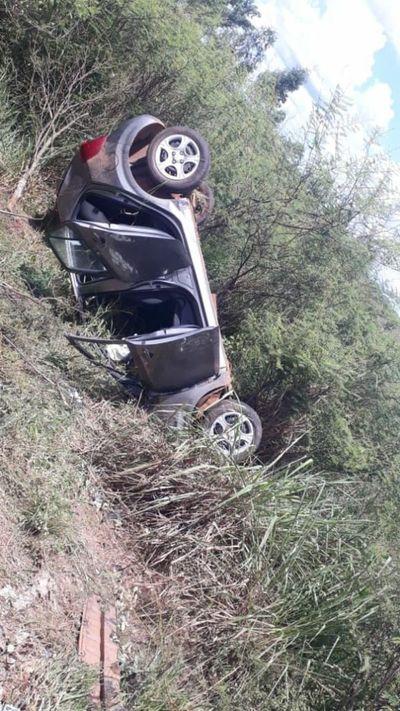 Joven perdió la vida tras accidente de tránsito en Coronel Oviedo