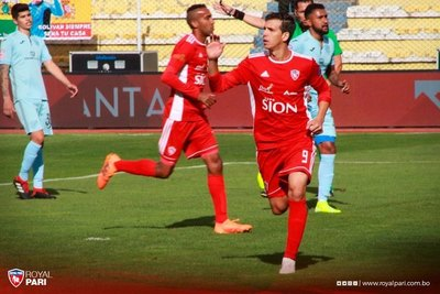 Pablo Zeballos, a un paso de volver al fútbol paraguayo