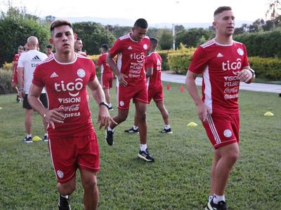La Albirroja sub-23 ultima los detalles para el juego contra Uruguay