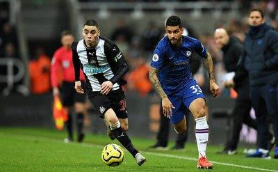 El Newcastle con Miggy imparable tumba al todopoderoso Chelsea