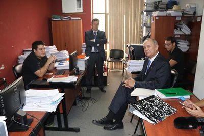 Imputan al ex intendente de Asunción Mario Ferreiro