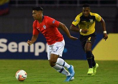 Chile sonríe en su debut en el Preolímpico