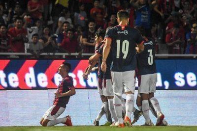 Cerro Porteño vence en el retorno de Chiqui