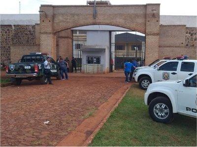 Masiva fuga de miembros del PCC de la cárcel de Pedro Juan Caballero