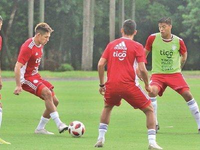 La Sub 23 debuta ante Uruguay