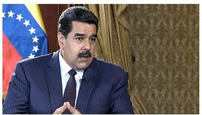 Maduro asegura que está listo para entablar un 'diálogo directo' con EEUU y Juan Guaidó