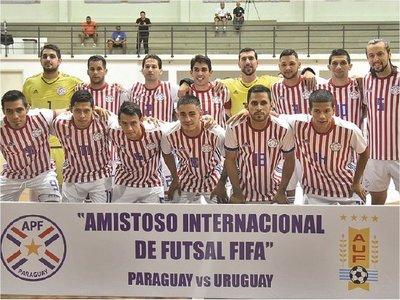 Rendimiento cien por ciento de Paraguay