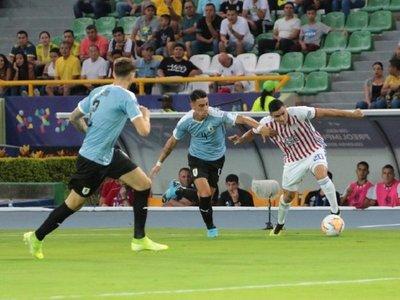 Paraguay tropieza en su debut en el Preolímpico