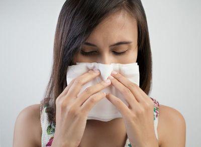 Impacto de contaminación en rinitis alérgica
