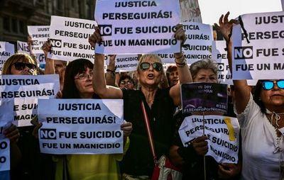 Fuerte tono opositor en un acto en homenaje a Nisman