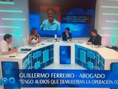 """Abogado  revela más audios y  dice  que se orquestó """"masacre"""" contra Mario"""