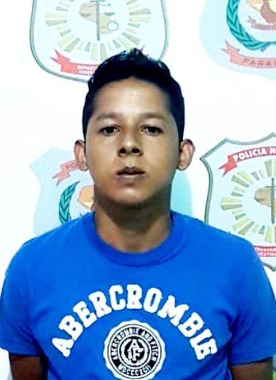 La Policía captura a sicario brasileño