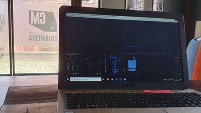 Hoy se inicia taller de edición de videos enfocado a adultos