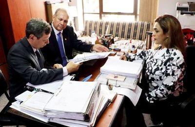 De admitirse imputación, el juzgado fijará  fecha de medidas para Ferreiro