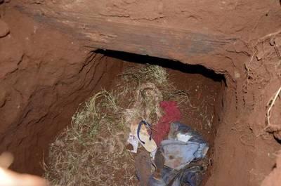Túnel habría sido 'maquillaje', según ministra de Justicia
