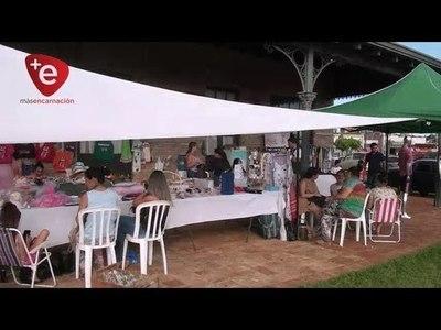 COSTANERA VIVA: EXITOSA FERIA DE EMPRENDEDORES EN ENCARNACIÓN