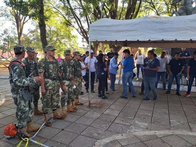 "Cordillera: 19 de 20 distritos declararon asueto para ""mega minga"" ambiental"