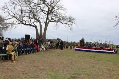 Guerra del Chaco:¡Nanawa de Gloria! dirán las generaciones futuras