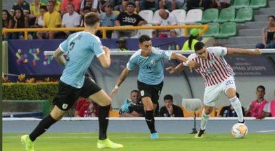 Paraguay cae en su estreno en el Preolímpico