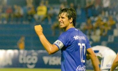 Zeballos vuelve al fútbol paraguayo