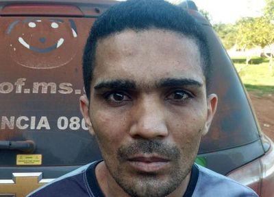Policía brasileña recaptura al primer fugitivo de la penitenciaría de Pedro Juan Caballero