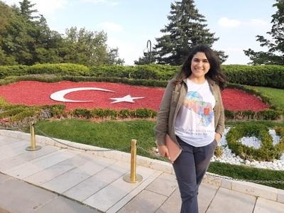 Cecilia Núñez: la paraguaya que conquista tierras en Turquía